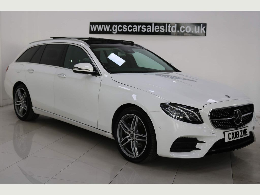 Mercedes-Benz E Class Estate 2.0 E220d SE (Premium) G-Tronic+ 4MATIC (s/s) 5dr