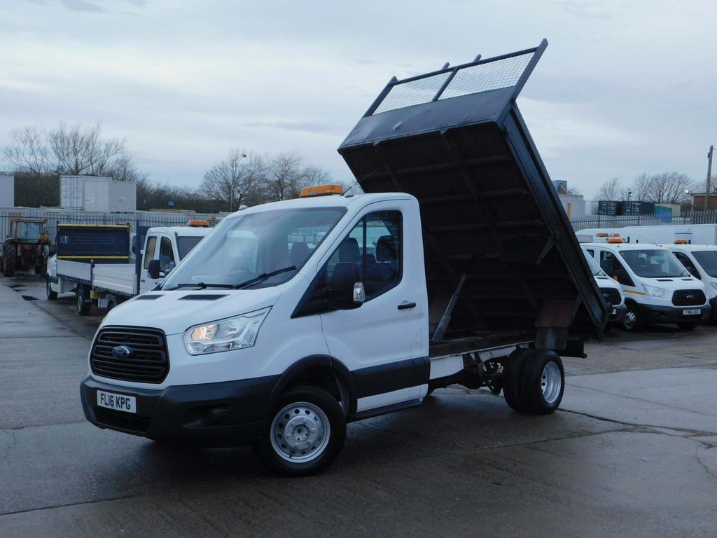 Ford Transit Tipper 2.2TDCI 125PS T350 L2 TIPPER F/S/H