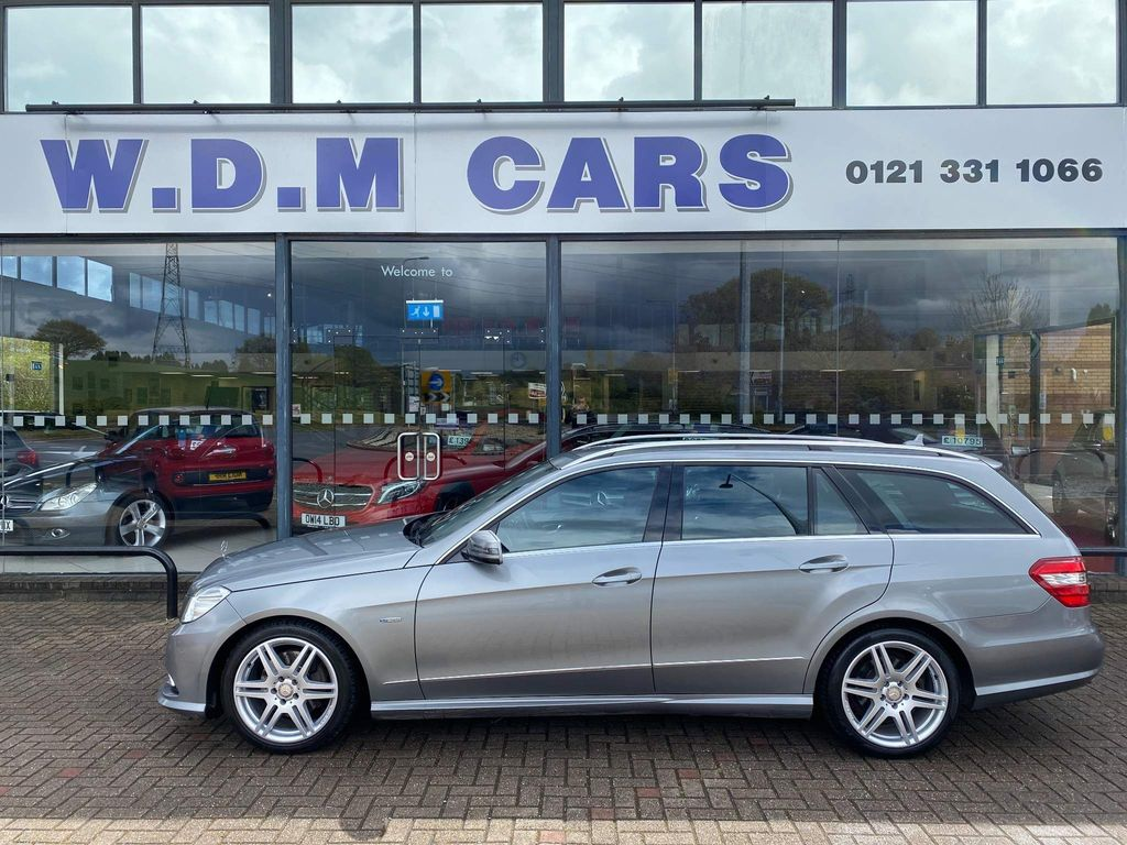 Mercedes-Benz E Class Estate 3.0 E350 CDI Sport Auto 5dr