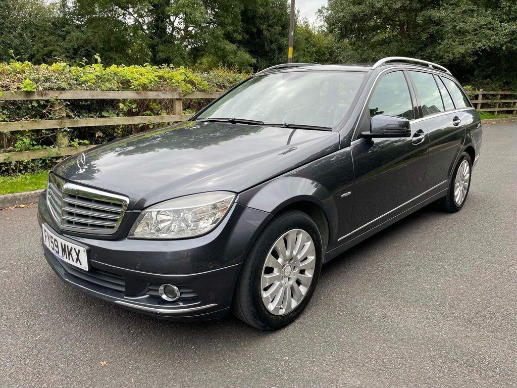 Mercedes-Benz C Class Estate 2.1 C250 CDI BlueEFFICIENCY Elegance 5dr
