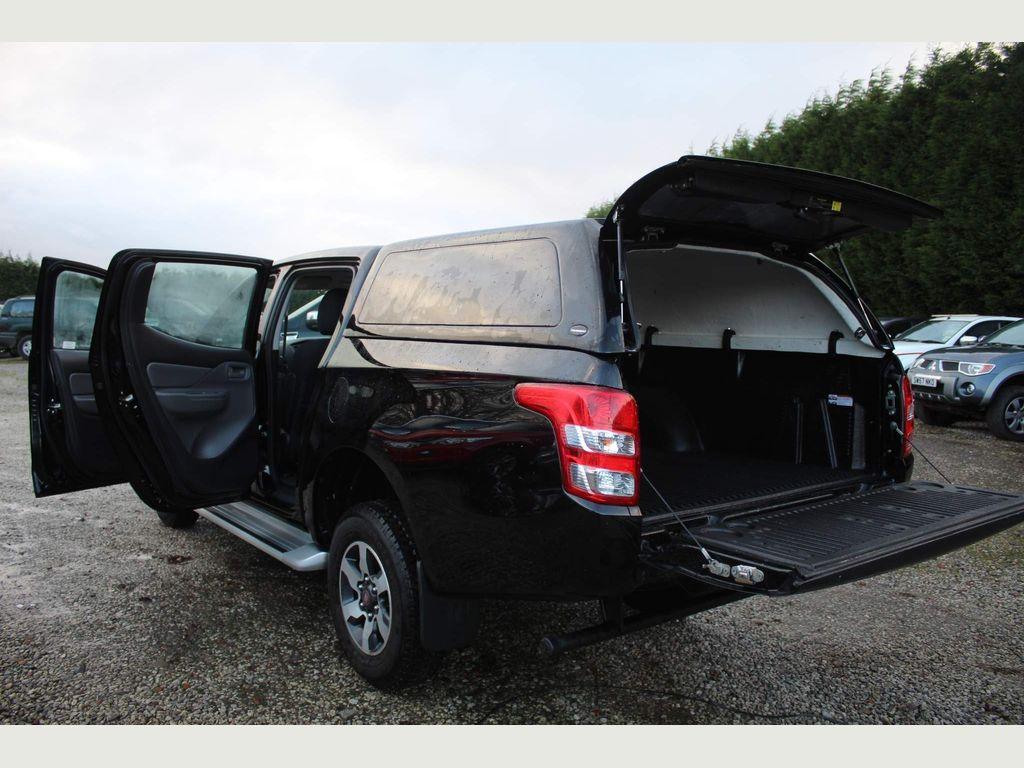 Fiat Fullback Pickup 2.4D SX Double Cab Pickup 4WD EU6 (s/s) 4dr (EU6)