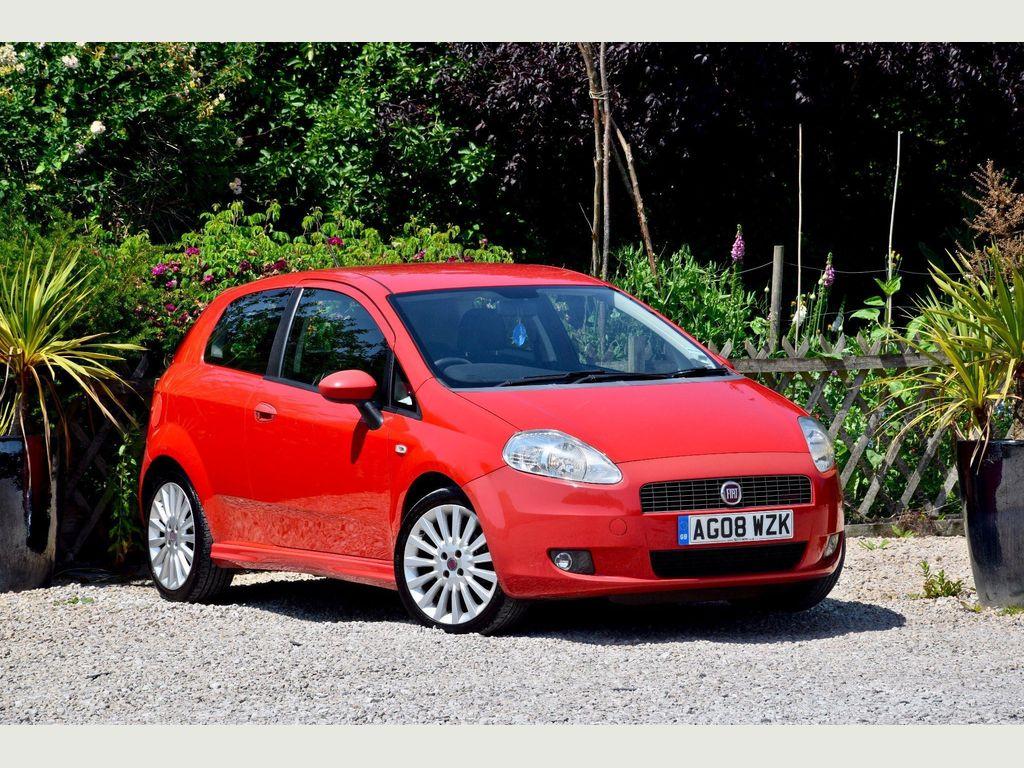 Fiat Grande Punto Hatchback 1.9 MultiJet Sporting 3dr