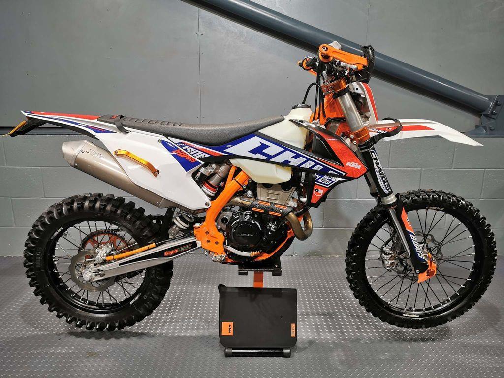 KTM EXC Enduro 250 EXC-F SIX DAYS