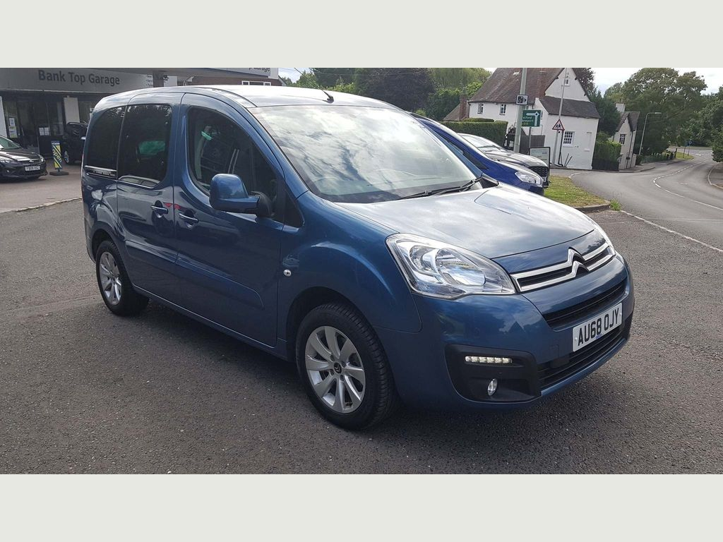 Citroen Berlingo MPV 1.6 BlueHDi Feel Multispace 5dr