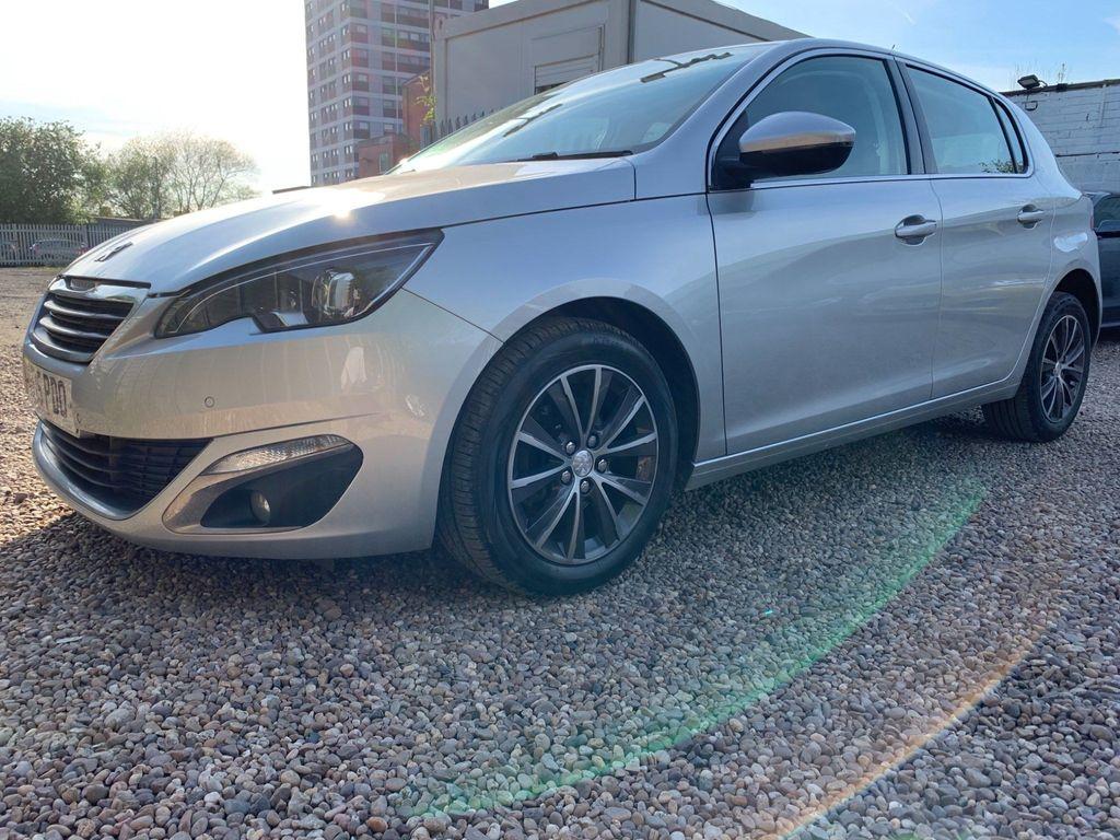 Peugeot 308 Hatchback 1.6 BlueHDi Allure (s/s) 5dr