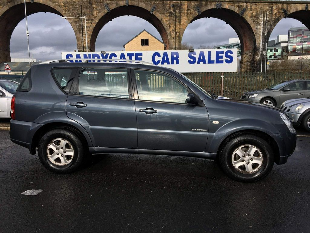 SsangYong Rexton SUV 2.7 TD S 4x4 5dr