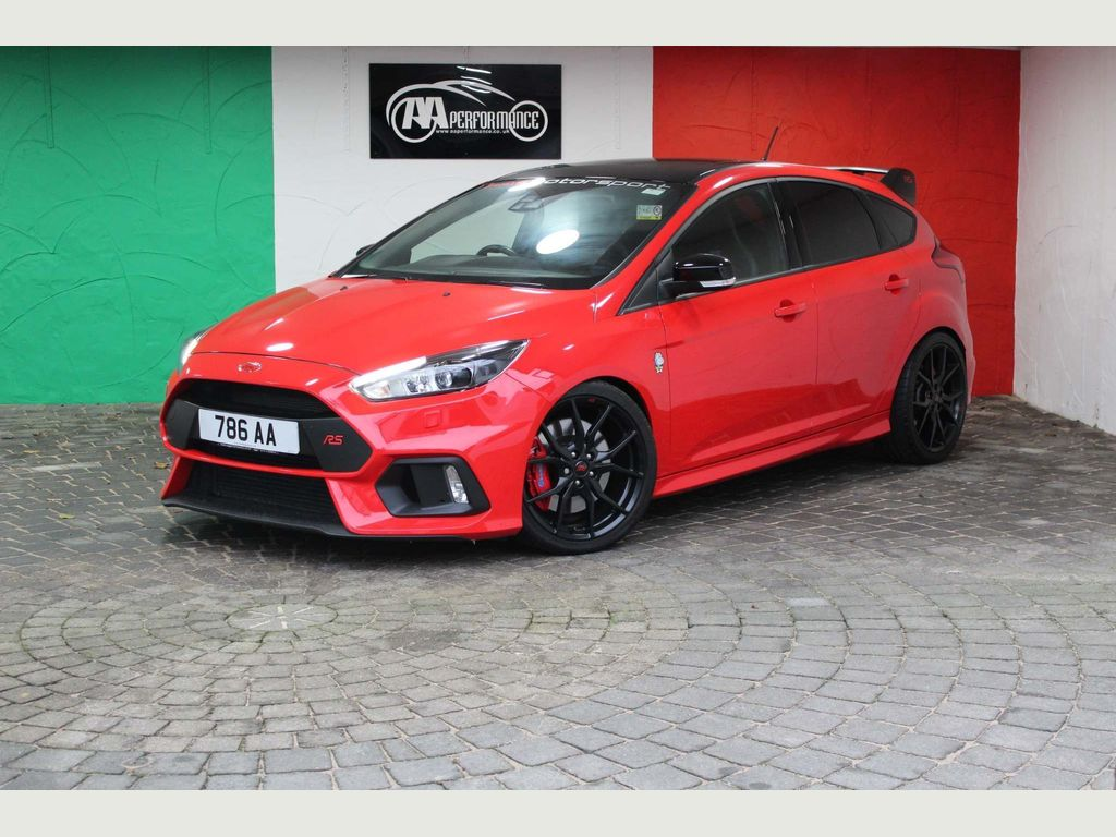 Ford Focus Hatchback 2.3T EcoBoost RS Red Edition AWD (s/s) 5dr