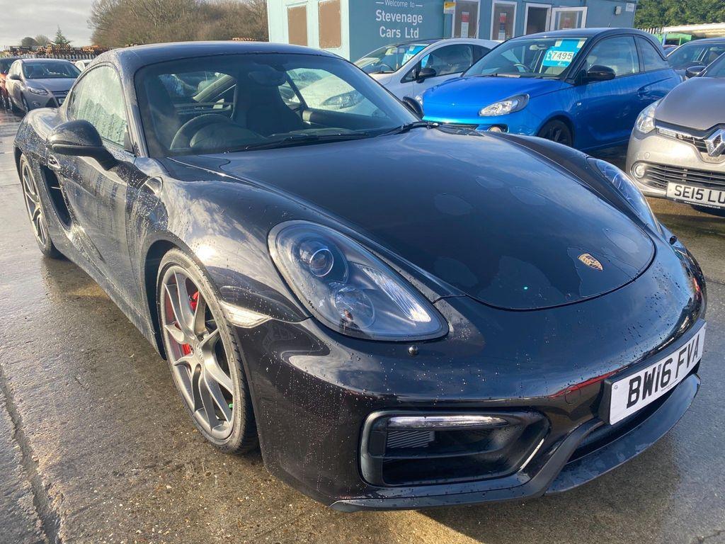 Porsche Cayman Coupe 3.4 981 GTS 2dr