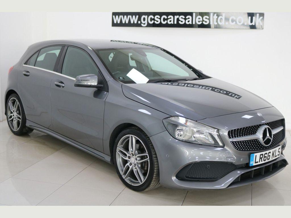 Mercedes-Benz A Class Hatchback 1.5 A180d AMG Line (Executive) (s/s) 5dr