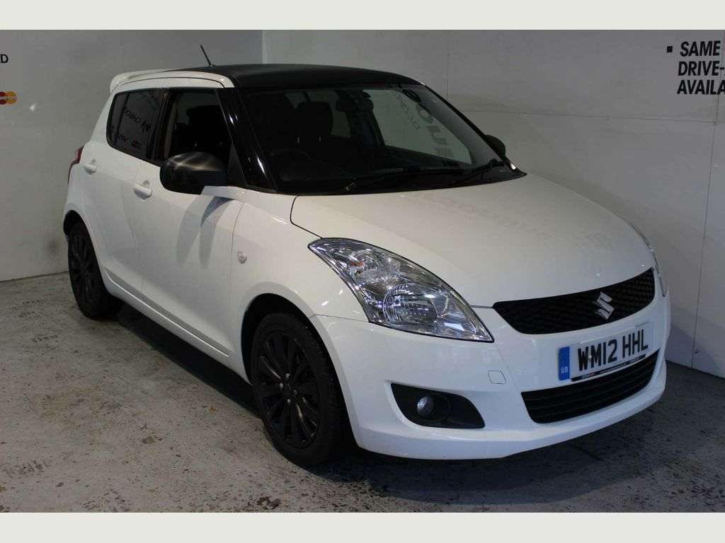 Suzuki Swift Hatchback 1.2 Attitude 5dr