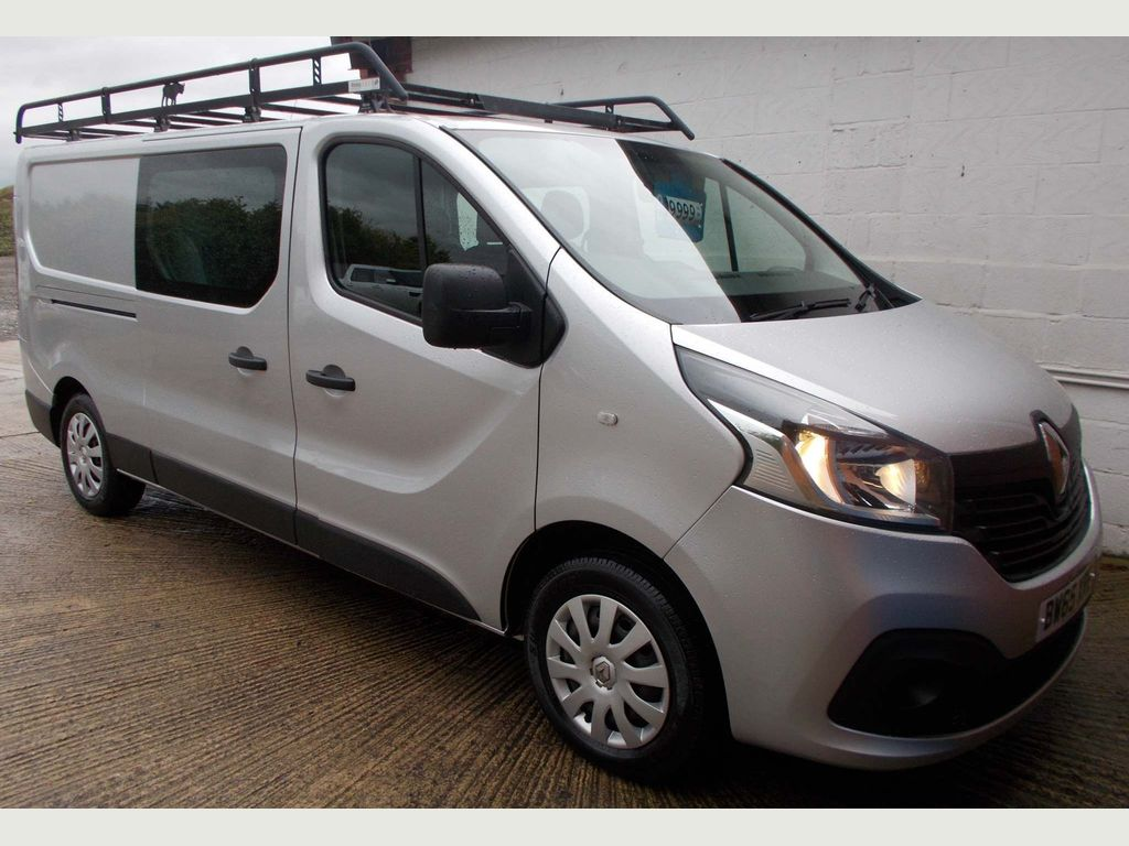 RENAULT TRAFIC Other 1.6 dCi ENERGY 29 Business+ L2 Crew Van 5dr