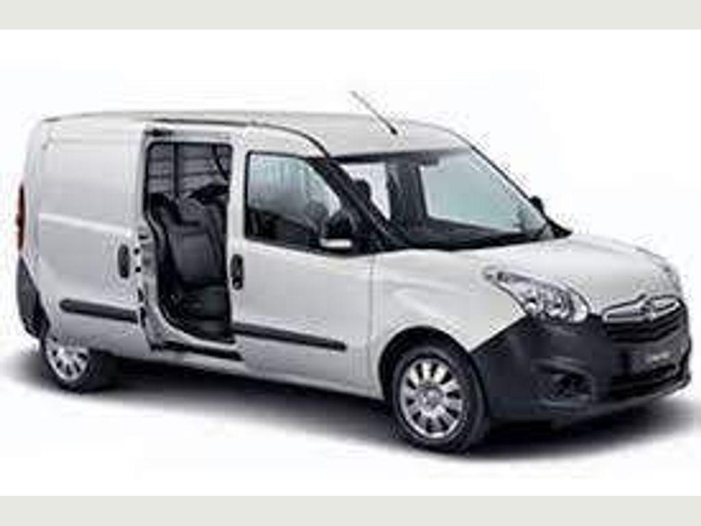 Vauxhall Combo Combi Van 1.3 CDTi 2300 16v Crew Van L2 H1 5dr (5 seat)