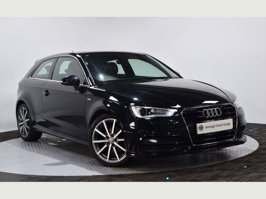 Audi A3 Hatchback 1.6 TDI S line 3dr (Nav)