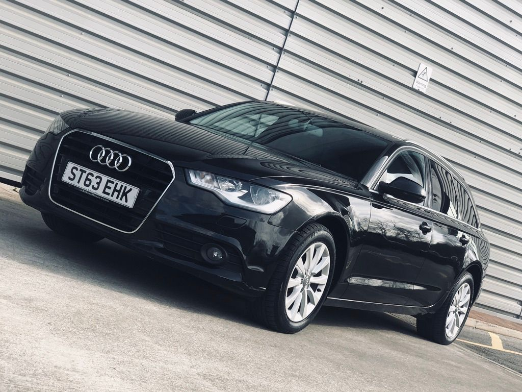 Audi A6 Avant Estate 2.0 TDI SE Multitronic 5dr