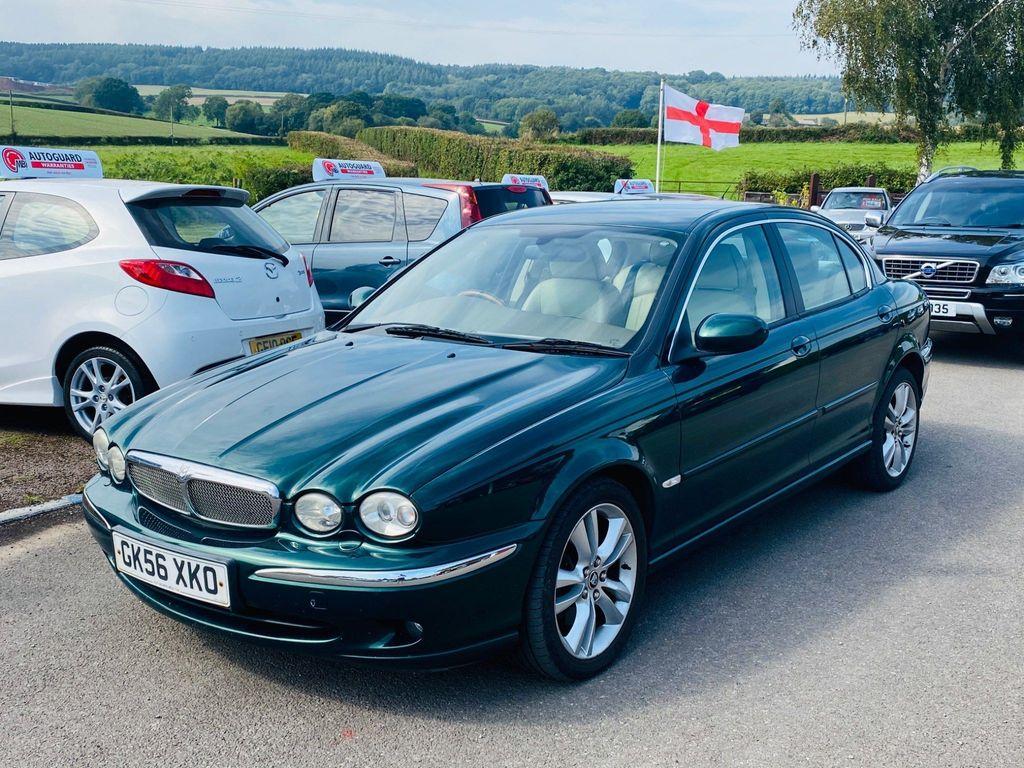 Jaguar X-Type Saloon 2.2 D SE 4dr