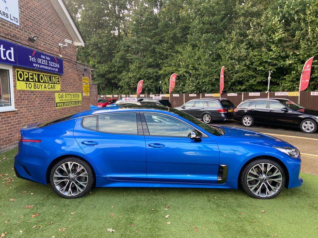 Kia Stinger Hatchback 2.0 T-GDi Blue Edition Gran Turismo Auto (s/s) 5dr