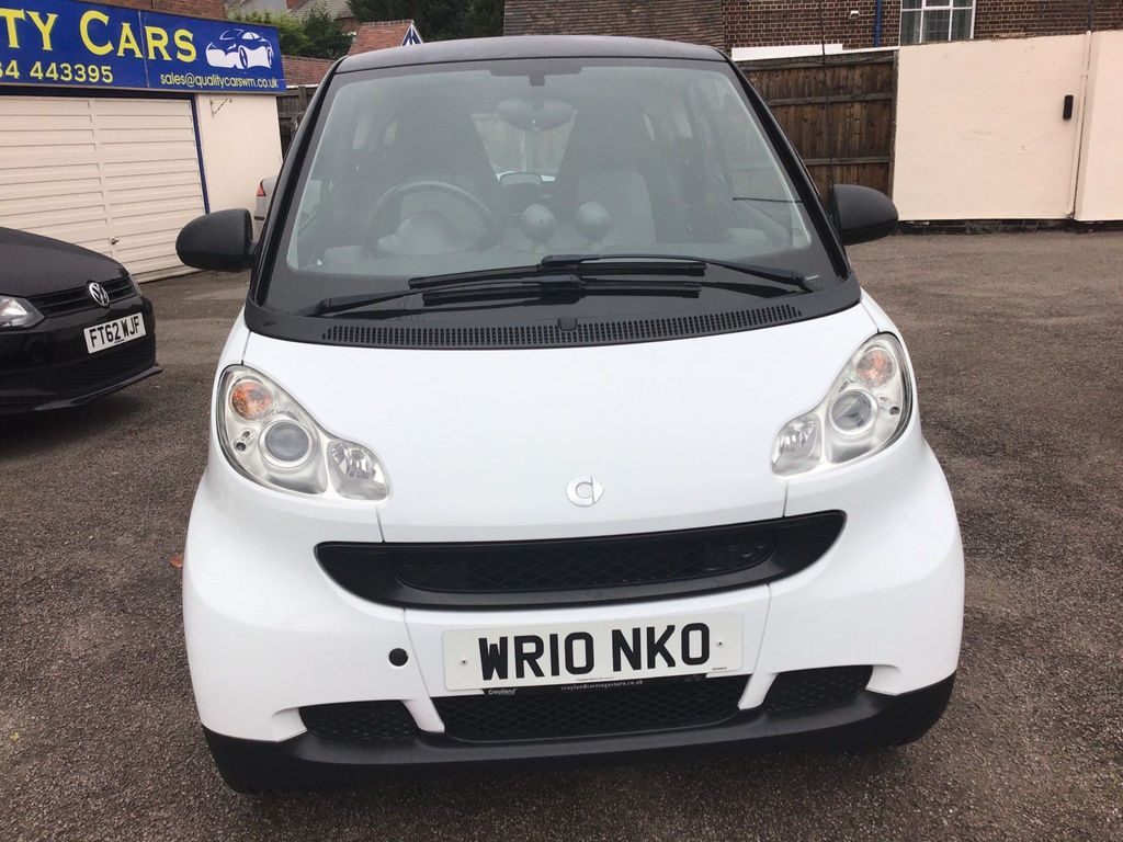 Smart fortwo Coupe 0.8 CDI Pulse 2dr