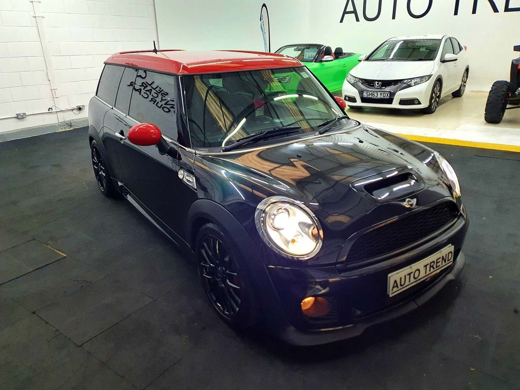 MINI Clubman Estate 1.6 John Cooper Works 5dr