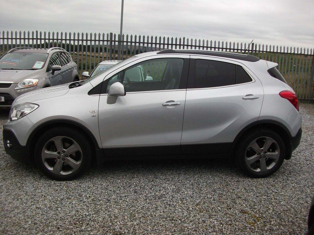 Vauxhall Mokka Hatchback 1.7 CDTi ecoFLEX 16v SE FWD (s/s) 5dr