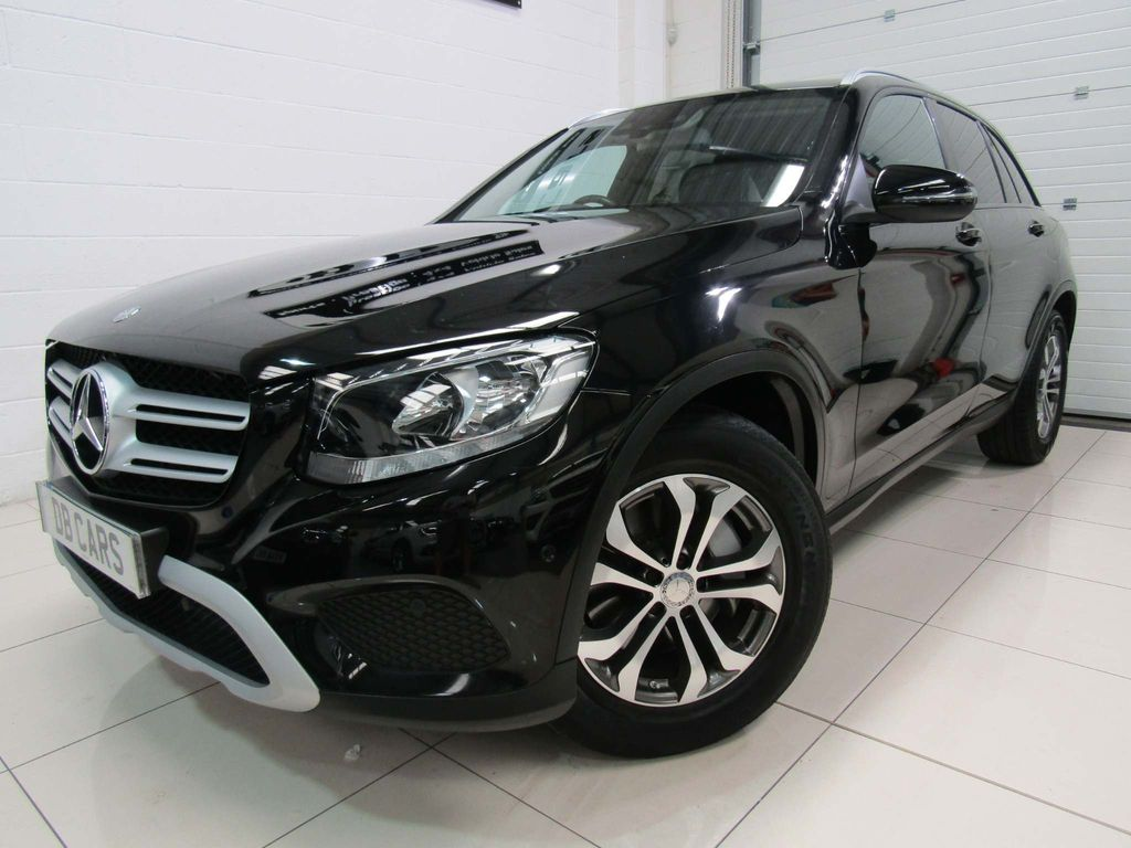 Mercedes-Benz GLC Class SUV 2.1 GLC220d SE (Executive) G-Tronic 4MATIC (s/s) 5dr
