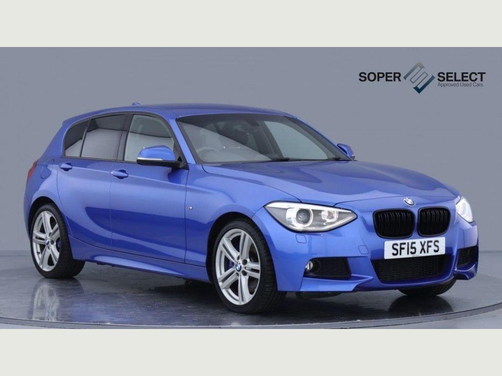BMW 1 Series Hatchback 2.0 116d M Sport Sports Hatch (s/s) 5dr