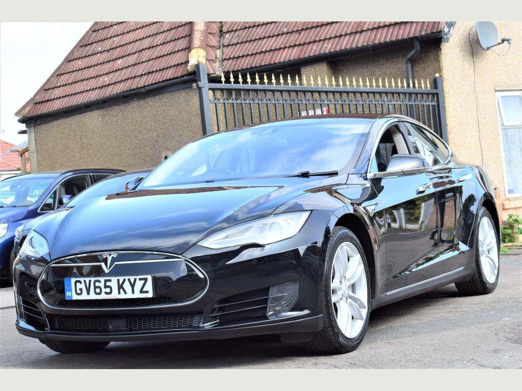 Tesla Model S Saloon E 70 CVT 5dr (Nav)