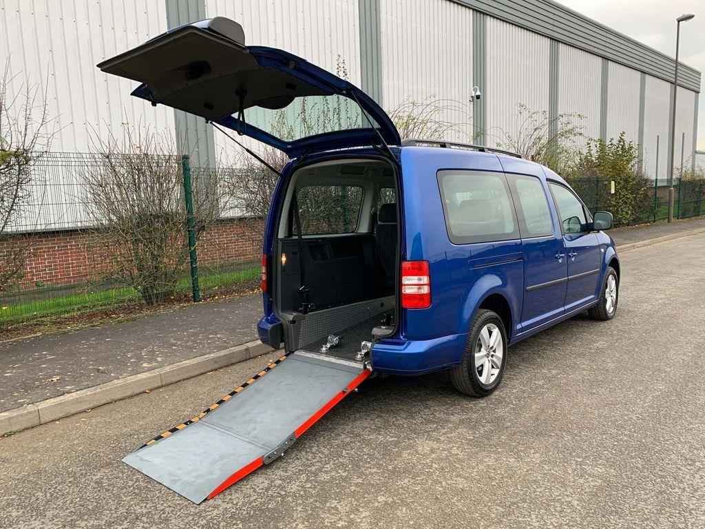 Volkswagen Caddy Maxi Life MPV 1.6 TDI C20 Maxi Life 5dr (7 Seats)