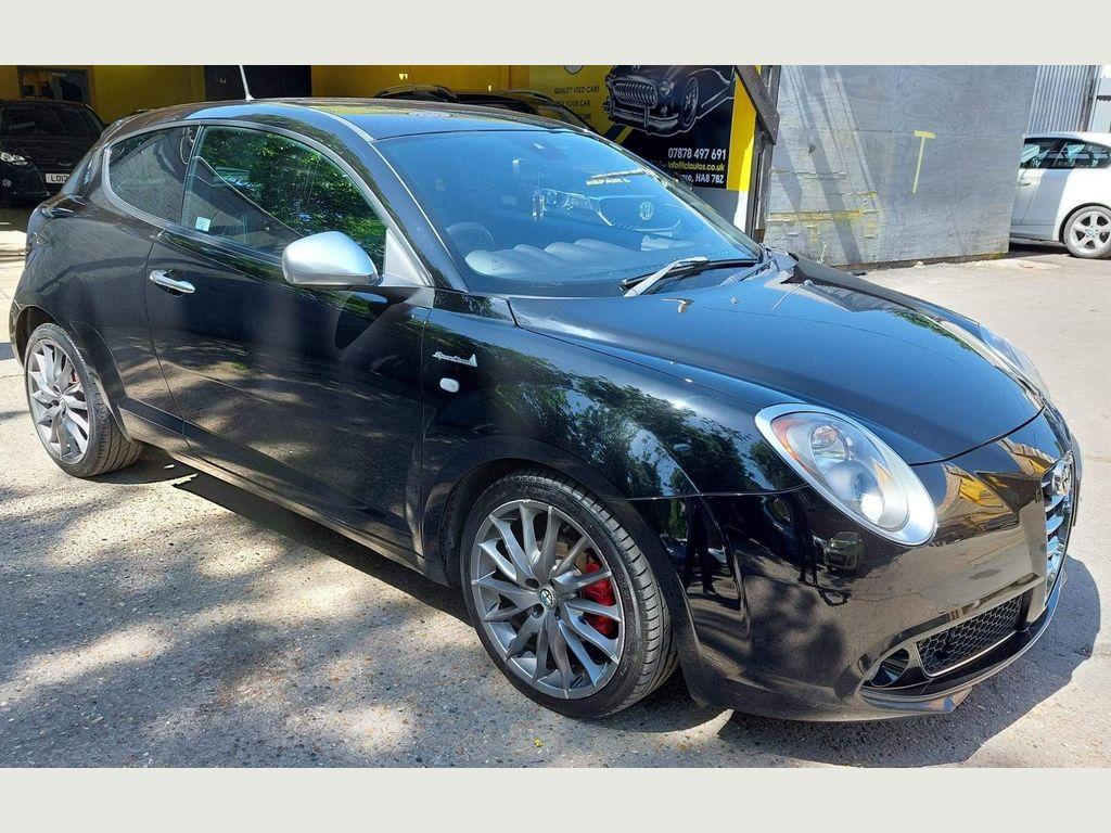 Alfa Romeo MiTo Hatchback 1.4 TB MultiAir Sportiva 3dr