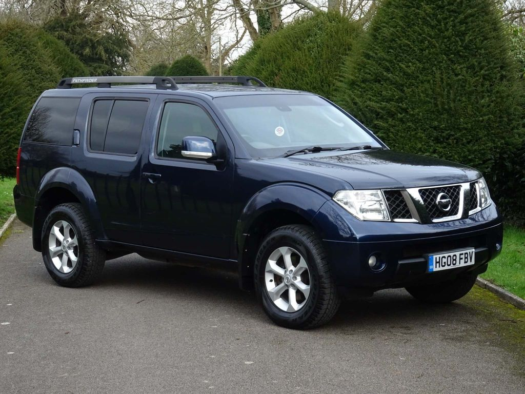 Nissan Pathfinder MPV 2.5 dCi California Sports Adventure 5dr