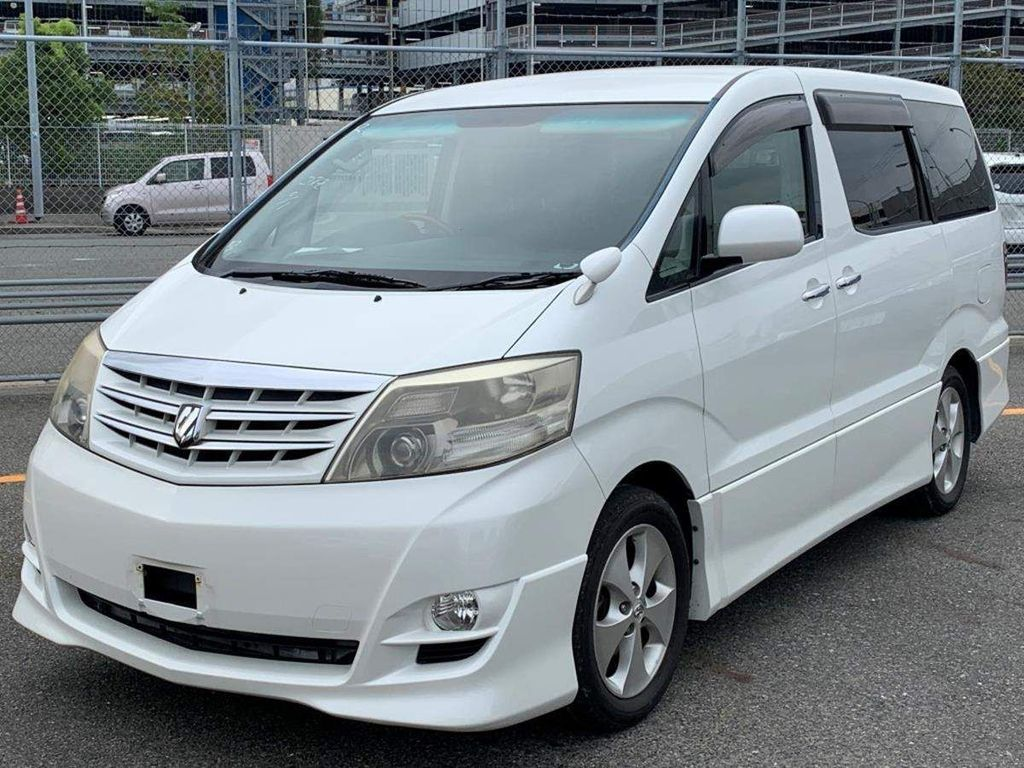 Toyota Alphard MPV AS Prime Selection 2 2.4 Petrol Auto