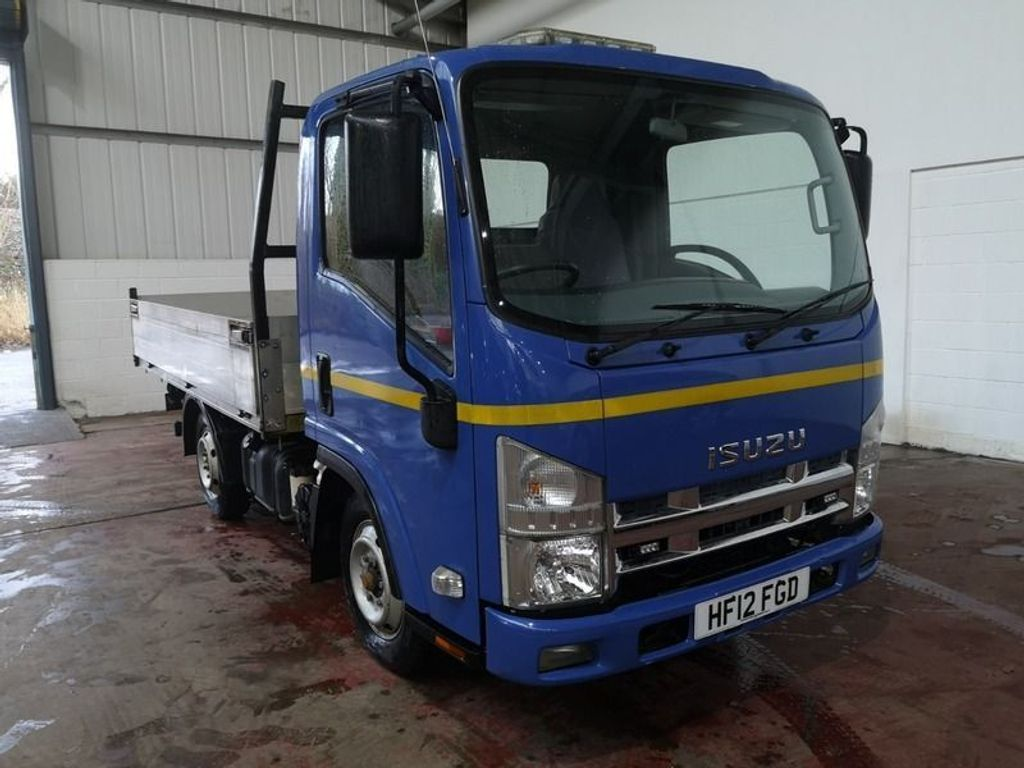 Isuzu Grafter Chassis Cab 3.0 TD N35.150 S Grafter Chassis Cab SRW 2dr (EEV)