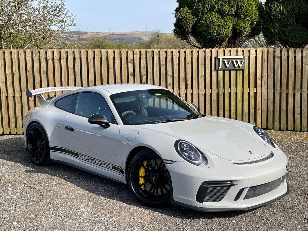 Porsche 911 Coupe 4.0 991 GT3 PDK 2dr