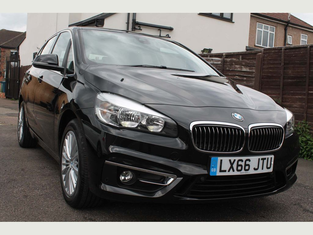 BMW 2 SERIES ACTIVE TOURER MPV 2.0 218d Luxury Active Tourer Auto (s/s) 5dr