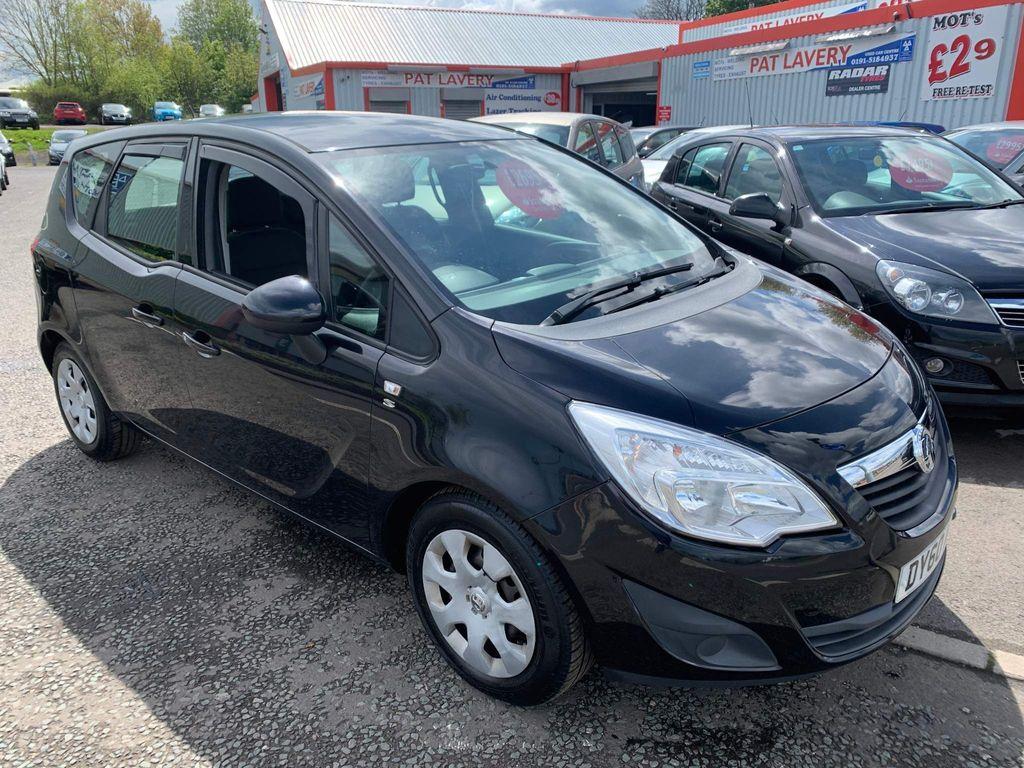 Vauxhall Meriva MPV 1.4 i 16v S 5dr