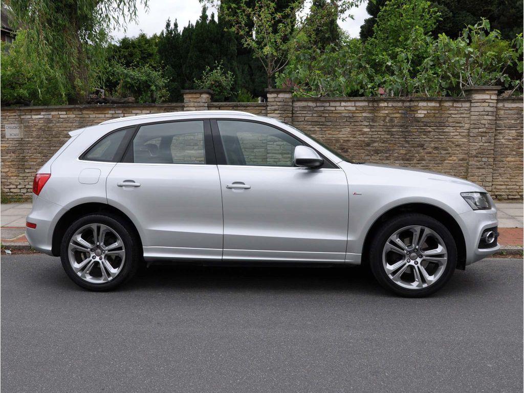 Audi Q5 SUV 2.0 TDI S line Special Edition S Tronic quattro 5dr