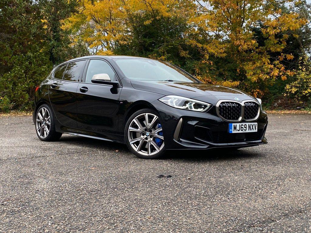 BMW 1 Series Hatchback 2.0 M135i Auto xDrive (s/s) 5dr