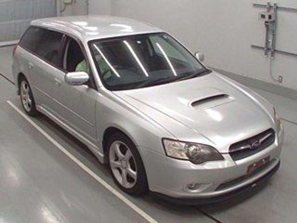 Subaru Legacy Estate JDM BP5 GT TWINSCROLL 2.0L TURBO 260BHP