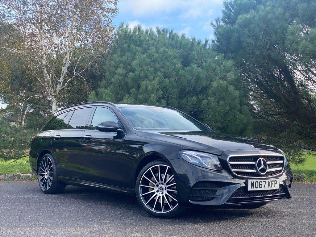 Mercedes-Benz E Class Estate 2.0 E220d AMG Line (Premium Plus) G-Tronic+ 4MATIC (s/s) 5dr