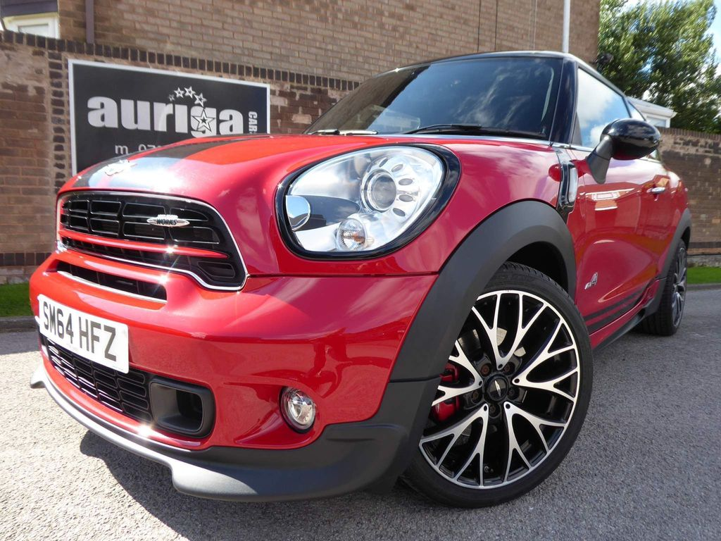 MINI Paceman SUV 1.6 John Cooper Works ALL4 3dr