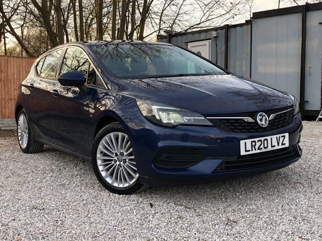 Vauxhall Astra Hatchback 1.5 Turbo D Elite Nav (s/s) 5dr