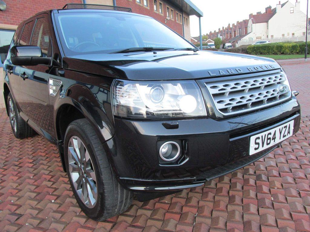 Land Rover Freelander 2 SUV 2.2 SD4 Metropolis 4X4 5dr