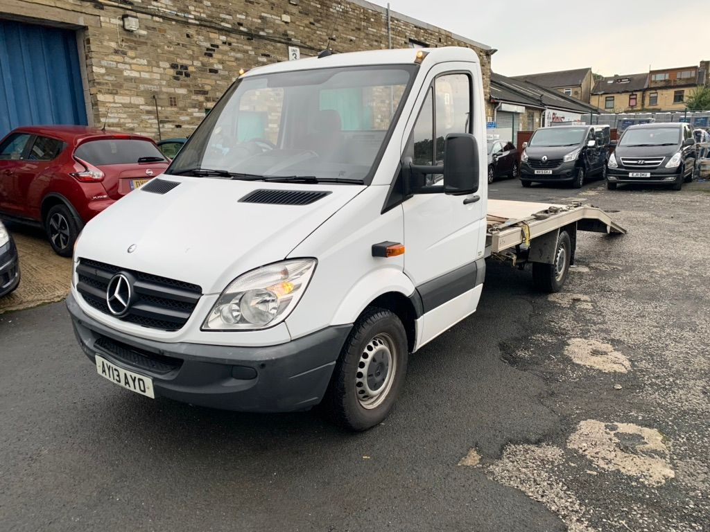 Mercedes-Benz Sprinter Vehicle Transporter Vehicle Transporter