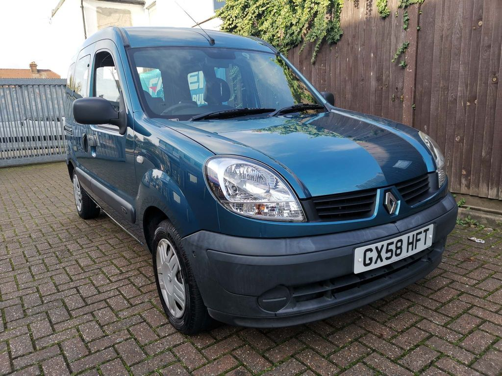 Renault Kangoo MPV 1.6 16v Authentique 5dr
