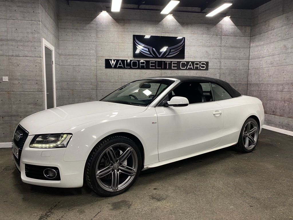 Audi A5 Coupe 2.7 TDI S line Multitronic 3dr