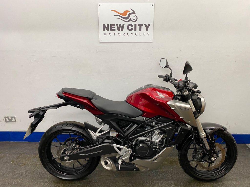 Honda CBF125 Naked 125