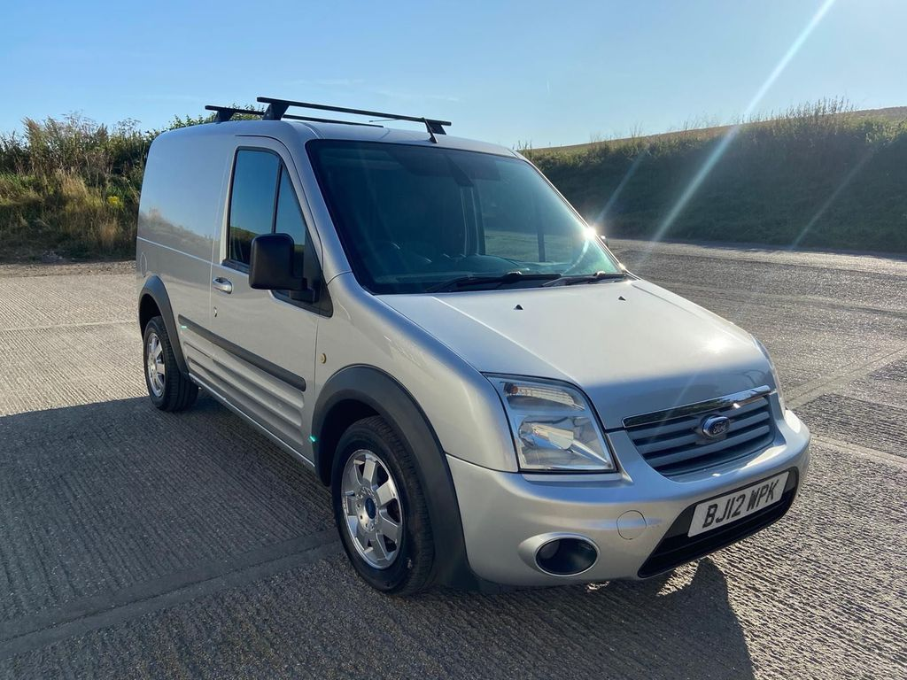 Ford Transit Connect Unlisted Manual