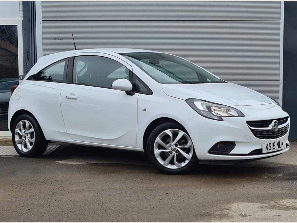Vauxhall Corsa Hatchback 1.4i ecoFLEX Excite Easytronic (s/s) 3dr (a/c)