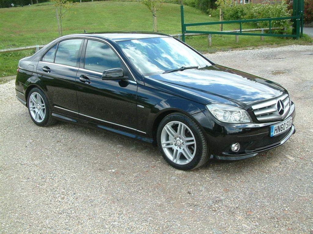 Mercedes-Benz C Class Saloon 3.0 C350 CDI BlueEFFICIENCY Sport 4dr