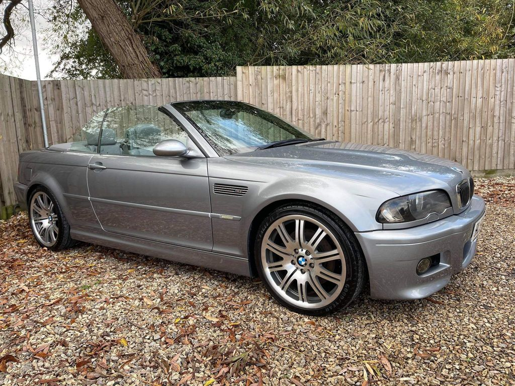 BMW M3 Convertible 3.2i 2dr