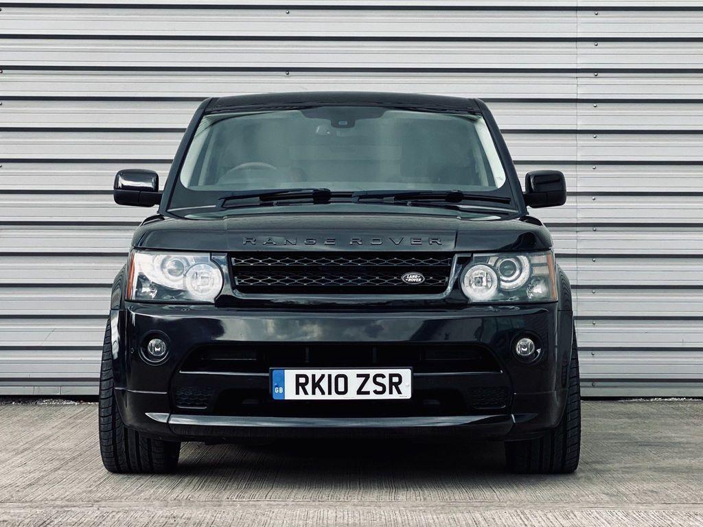 Land Rover Range Rover Sport SUV 3.6 TD V8 Autobiography Sport LE 5dr